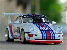1:18 Tuning Porsche 1990´ Typ 911 964 RSR Martini weiß #909 by GT-Spirit