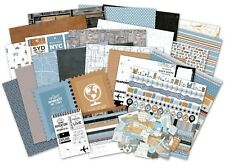 Kaisercraft - Lets Go Entire Collection Kit $87.75 Value Travel