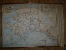 Kroll Map Company Alaska Map
