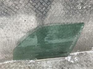 used Genuine Door-Drop Glass front left for SAAB 900 1995 #509039-79