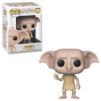 Funko Pop! Movies: Harry Potter - Dobby (Snapping) Vinyl Figure