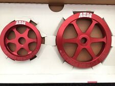 AEM TRU-POWER PULLEY KIT RED 92-95 HONDA CIVIC DX 23-7002R