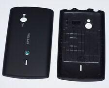 ORIGINALE Sony Ericsson Xperia Mini Pro sk17i COVER POSTERIORE Battery Cover Nero