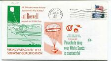 1972 Viking Parachute Test Subsonic Qualification Roswell White Sands NASA USA