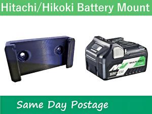 Hitachi Hikoki Battery Mount - 18V & 36V Multivolt tool Holder