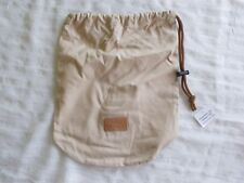 IWC Schaffhausen DUST BAG Only For Pilot Leather Cap Hat
