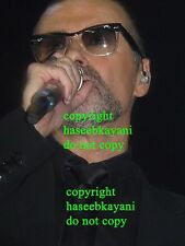8x6 Photo 22 George Michael Royal Albert Hall Symphonica Concert Photo Oct 2011