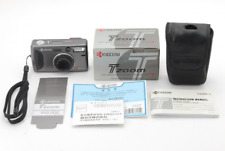 Kyocera T Zoom (Japanese Ver.of Yashica TZoom / T4Zoom ) Zeiss Lens【Mint in Box】