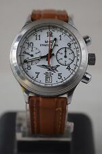Military Russian Air Force M-127 Stratosphere Aviation Chronograph Wristwatch