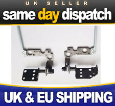 NEW TOSHIBA L50-C HINGES PAIR LEFT AND RIGHT  *** SAME DAY DISPATCH