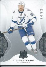 2016-17 UD The Cup STEVEN STAMKOS  #85 Base card Tampa Bay Lightning 228/249