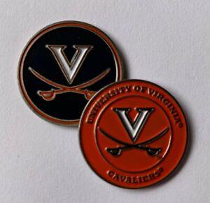 New University of Virginia Cavaliers Golf Ball Marker