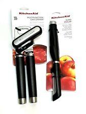 Kitchenaid Multifunction Can Bottle Opener I Euro Fruits Vegetable Peeler Bundle