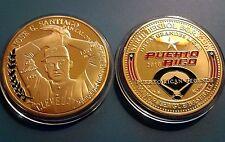 J Pantalones SANTIAGO Coamo PUERTO RICO Cleveland INDIANS MLB Baseball TOLETEROS