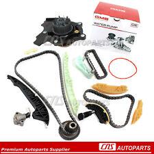 Timing Chain Kit GMB Water Pump Fits 09-15 AUDI VW 2.0L DOHC Turbocharged EA888