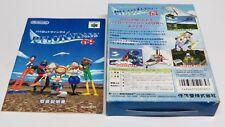 Pilotwings 64 Nintendo 64 N64 Japan JPN Japanese * Good Condition *