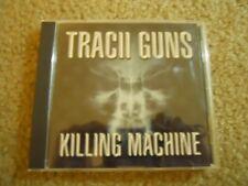 TRACII GUNS ~ KILLING MACHINE ~ LA GUNS, GUNS N ROSES, STEEL PANTHER, VAN HALEN
