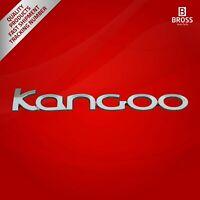 Chrome Kangoo Badge Monogram Emblem 8200694685 for Renault Kangoo MK2 2008-On