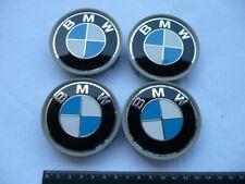 4 Stück BMW Nabenkappen 68mm Deckel 6768640 Felgendeckel wheel cap alt