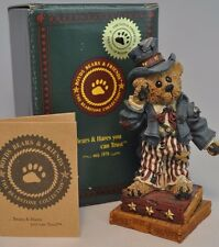 Boyds Bears & Friends: Uncle Elliot - 19962 - The Head Bean Wants You!