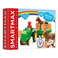 SMARTMAX 222 - My First - Tractor Set, Traktor-Set