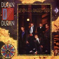Duran Duran - Seven & the Ragged Tiger [New CD] Rmst
