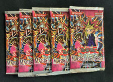(5) Yu-Gi-Oh YuGiOh Magicians Force Booster Pack Packs Unlimited English