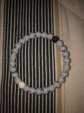 lokai bracelet Prostate Cancer Grey With Blue Ribbons