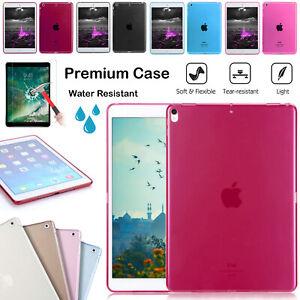 """Soft Silicone Gel Back Case Cover For Apple iPad Mini 5 (2019) iPad Mini 4 7.9"""""""
