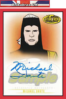 Star Trek The Animated Series Signed Trading Card : Actor Michael Dante as Maab
