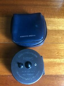 Scientific Anglers System 10 Fly Reel - Hardy Brothers Made in England