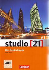 STUDIO 21 A1 BAND 1 LIBRO DE CURSO Y EJERCICIOS.(+DVD ROM)