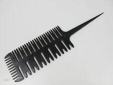 Balayage Highlighting Comb  3 Way Hair Foils - Smart Sectioning Weave Tint - UK