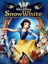 Disney Snow White And The Seven Dwarfs DVD Movie