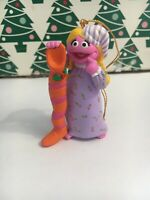 Sesame Street Betty Lou Jim Henson Christmas Grolier Ornament New In Box