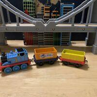 Thomas & Friends Take n Play Thomas & Brendam Fish Market Car