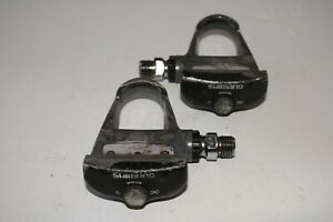 Shimano 600 Ultegra PD-6402 Cycling Clipless Pedals 3 Bolt Triathlon Tri Charity