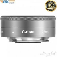 Canon Single focus wide angle lens EF-M22mm F2 mirrorless single EF-M222STMSL