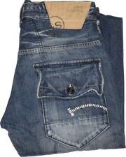 G-Star Radar Low Loose Rope  Jeans  W29 L32  Vintage  Used Look