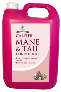 Canter Mane and Tail Conditioner 5 liter refill