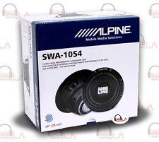 """SWA-10S4 10"""" 750W 4 Ohm BASSLINE Series Car Audio Subwoofer"""