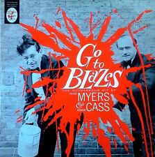 OUTRAGEOUS WIT OF PETER MYERS & RONNIE CASS - GO TO BLAZES - ELEKTRA LP