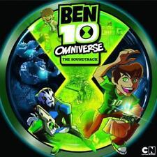 Ben 10 Omniverse - Original Video Game Soundtrack (NEW CD)