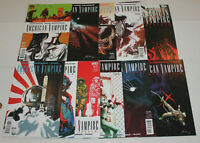 American Vampire Second Cycle #1-11 Complete Set Run 2 3 4 5 6 7 8 9 10 NM 9.4
