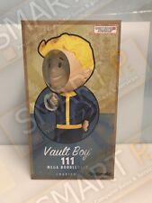"OPEN BOX Fallout 4 Gaming Heads Vault Boy 111 Charisma Mega Bobblehead 15"""