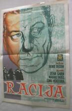 Filmplakat,Plakat,RACIJA,RAZZIA SUR LA CHNOUF,JEAN GABIN #194