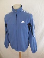 Veste de survêtement Adidas Bleu Taille S à - 48%