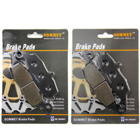 Front Brake Pads for Suzuki SFV 650 Gladius ABS (09-15) DL 650 V-Strom 04-18