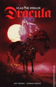 Dracula Vlad the Impaler TPB #1-1ST VF 2021 Stock Image