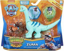 New ListingZuma & Brontosaurus Paw Patrol Dino Rescue Surprise Dinosaur Egg Read!